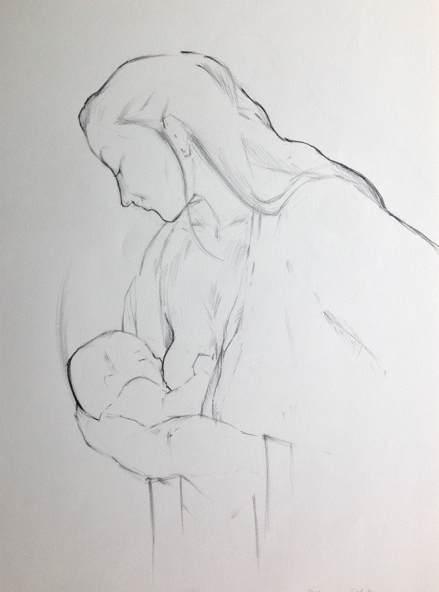 Motherhood I - commissioned by an obstetrics clinic