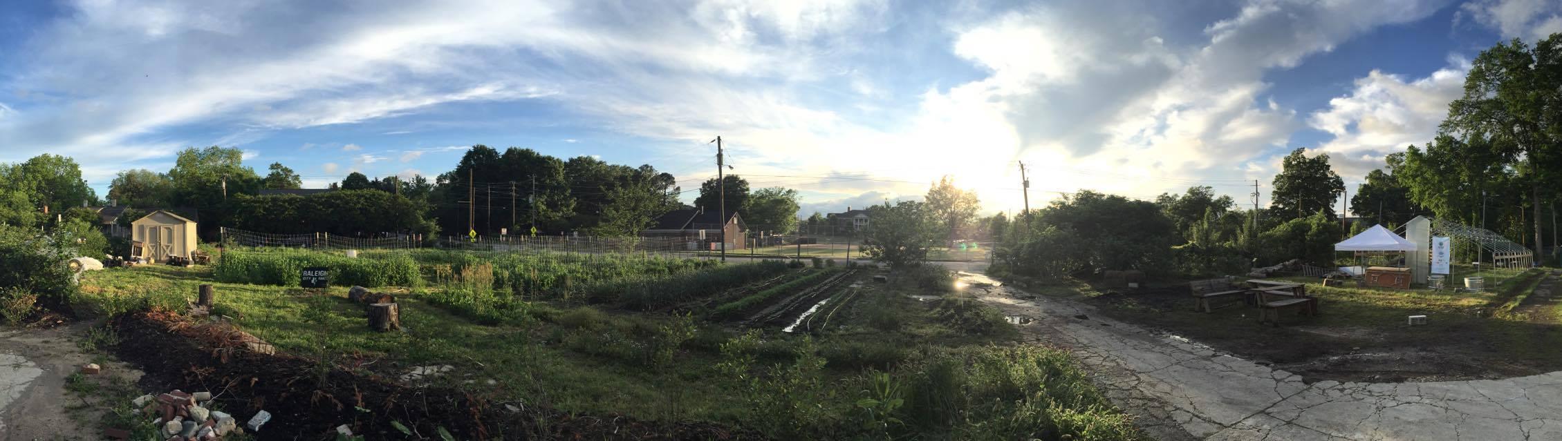 Raleigh City Farm - Raleigh, NC