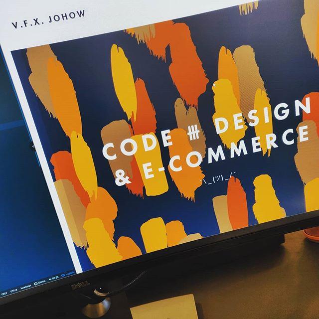 #code #design #ecommerce 😁 👩🎤