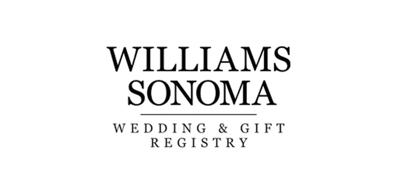 Williams Sonoma Wedding Registry.Registry John And Keely