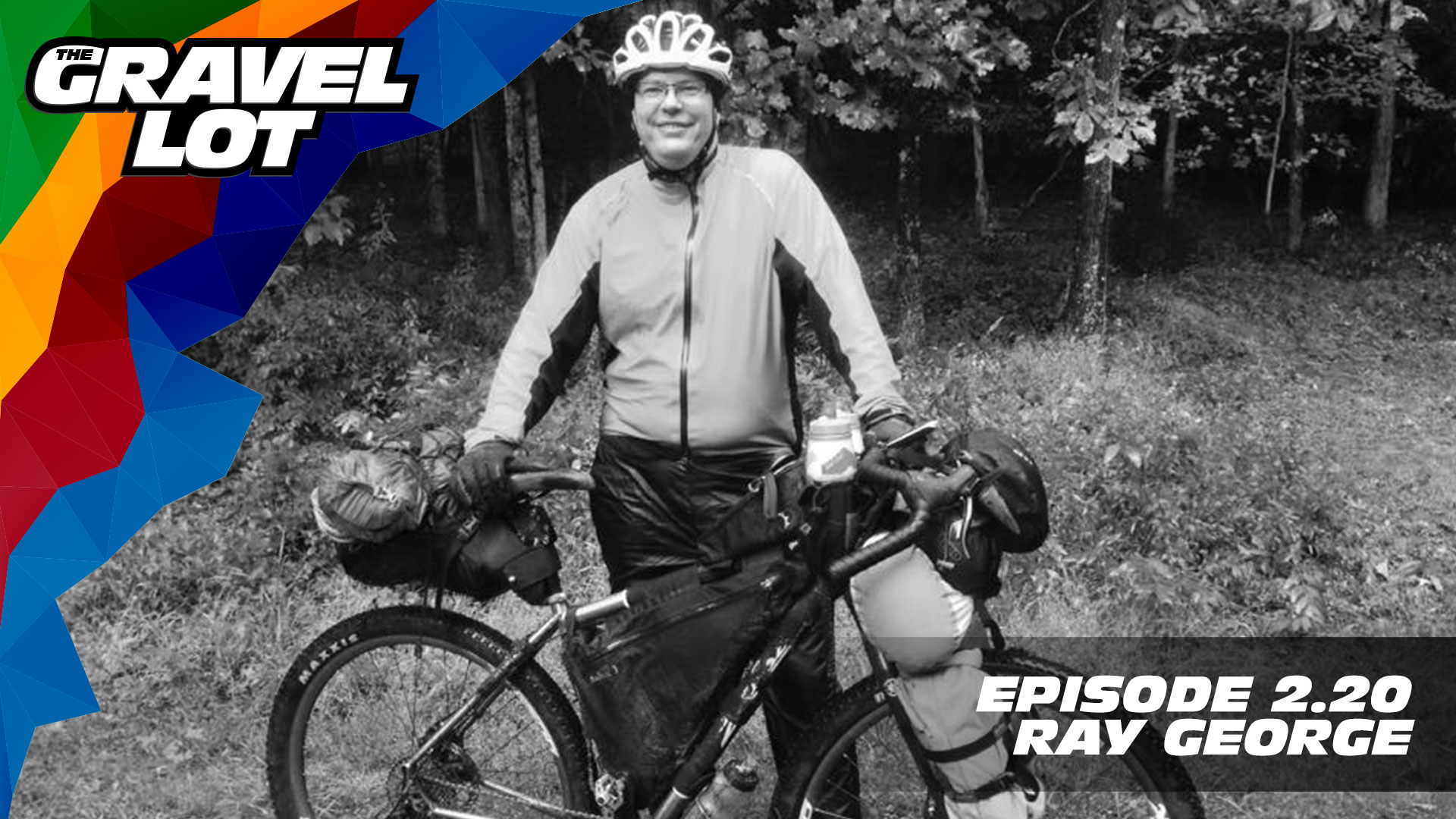 "Episode 72: Ray George has been leading gravel rides since 2006, but in the last 13 years he has been part of changing the landscape for bikes in Columbus, Ohio by organizing countless rides and inspiring hundreds of advocates to create change.   Visit The Gravel Lot website for our latest podcast, Real Talk videos, Bonus Content, shop, social media, and everything in between.    Red Kite Ronde Registration    Handup Gloves: Use code ""PEBBLE$"" for 20% off EVERYTHING in store.    Be Free Ride Bikes:    RoadID: Save $10 off ANY order over $20.    Noxgear: Use code ""PEBBLES"" for 35% off any item.    Magas Law Firm:    Ohio Gravel Grinders Website   Subscribe to The Gravel Lot on the  Wide Angle Podium Network and become a member TODAY!   Learn more about Undertipper and download their latest album ""Y'all"" at:  http://undertipper.bandcamp.com/"
