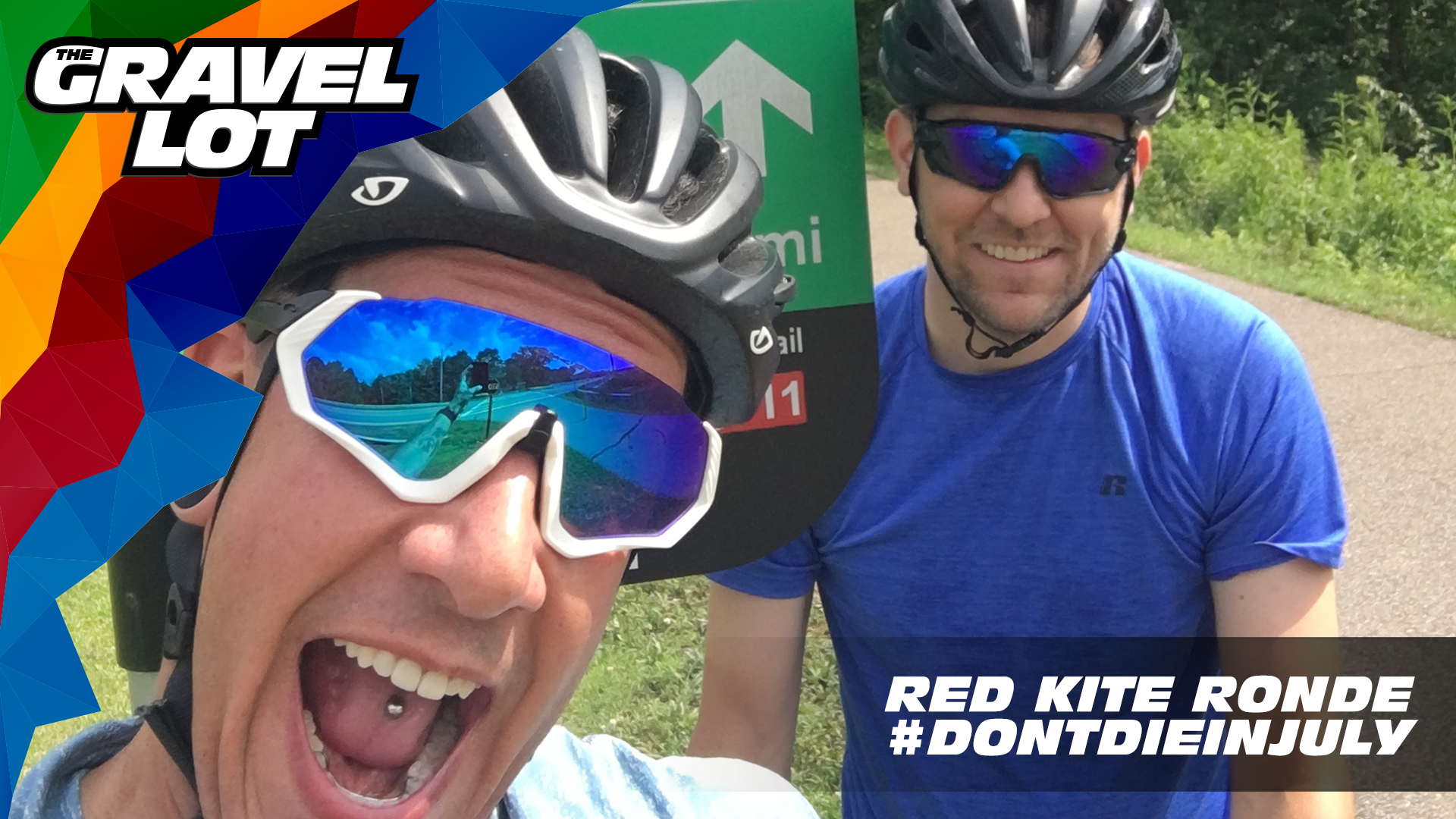 "We've been talking/preparing/training/worrying about the Red Kite Ronde for months, and the day finally arrived. Hear our thoughts on how we prepped, the equipment we chose, and how the ride went in this week's exclusive bonus content.  If you would like to hear MORE bonus content from TGL, become a Wide Angle Podium member today!   Exclusive Preview of Unknown Country: One man's inspirational journey to the Dirty Kanza XL    Visit The Gravel Lot website for our latest podcast, Real Talk videos, Bonus Content, shop, social media, and everything in between.    Grimpeur Brothers Coffee: Purchase The Full Schleck or Hello Cyclocross Friends Espresso and support WAP today!    Handup Gloves: Use code ""PEBBLE$"" for 20% off EVERYTHING in store.    RoadID: Save $10 off ANY order over $20.    Be Free Ride Bikes:   Subscribe to The Gravel Lot on the  Wide Angle Podium Network and become a member TODAY and get access to EXCLUSIVE bonus content.   Learn more about Undertipper and download their latest album ""Y'all"" at:  http://undertipper.bandcamp.com/"