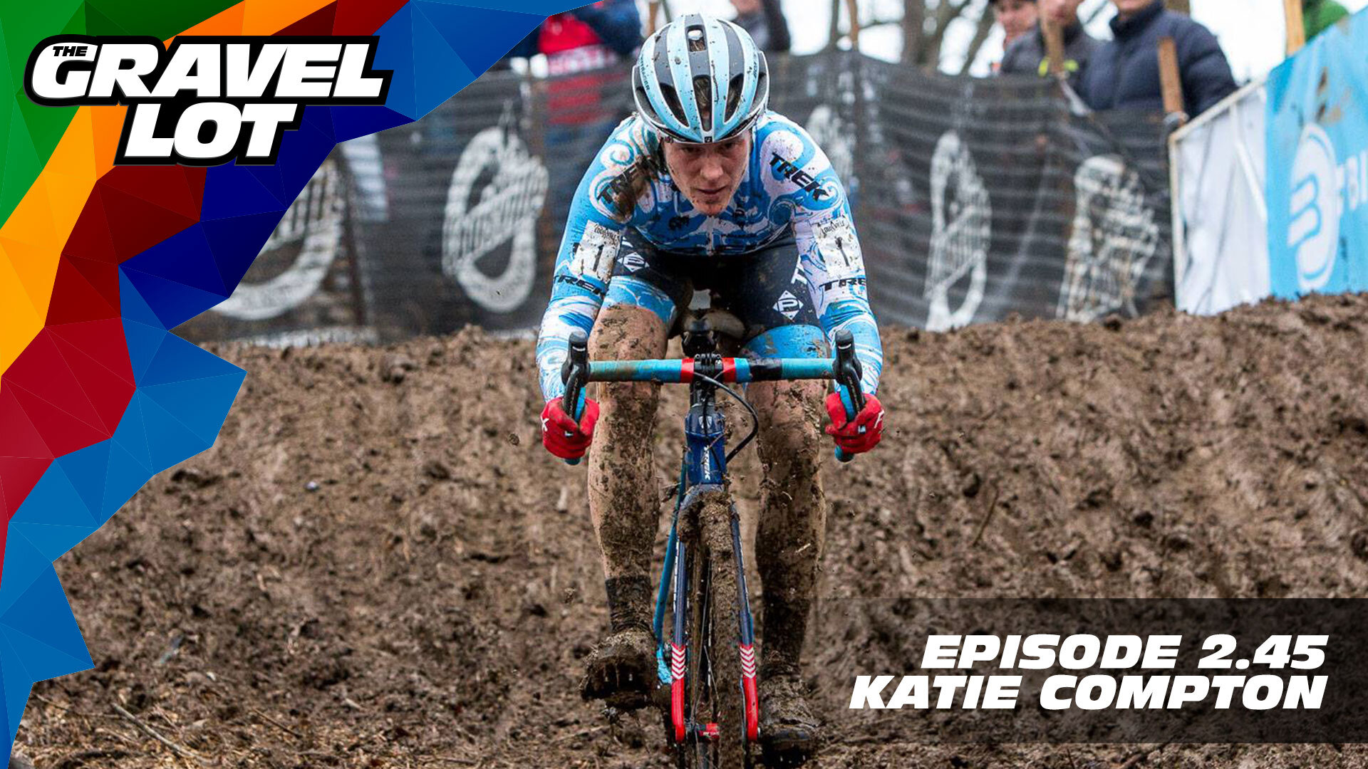 "You know her as the 15x Cyclocross National Champion, and she's arguably the greatest American cyclist of all time. In this week's episode from inside Trek HQ, we let her talk about stories you haven't heard about: Topics like growing up, living with a rare genetic disorder, and if she feels like she has ever found her personal limits. Photo: Kent Baumgardt  Subscribe to The Gravel Lot on the  Wide Angle Podium Network and become a member TODAY and get access to EXCLUSIVE bonus content.    Learn more about the WORX Hydroshot: Use code ""cleanbike"" at checkout for 15% off    WHOOP    Grimpeur Brothers Coffee: Purchase The Full Schleck or Hello Cyclocross Friends Espresso and support WAP today!    Handup Gloves: Use code ""PEBBLE$"" for 20% off EVERYTHING in store.    RoadID: Save $10 off ANY order over $20.    Be Free Ride Bikes:    Exclusive Preview of Unknown Country: One man's inspirational journey to the Dirty Kanza XL    Visit The Gravel Lot website for our latest podcast, Real Talk videos, Bonus Content, shop, social media, and everything in between.   Learn more about Undertipper and download their latest album ""Y'all"" at:  http://undertipper.bandcamp.com/"