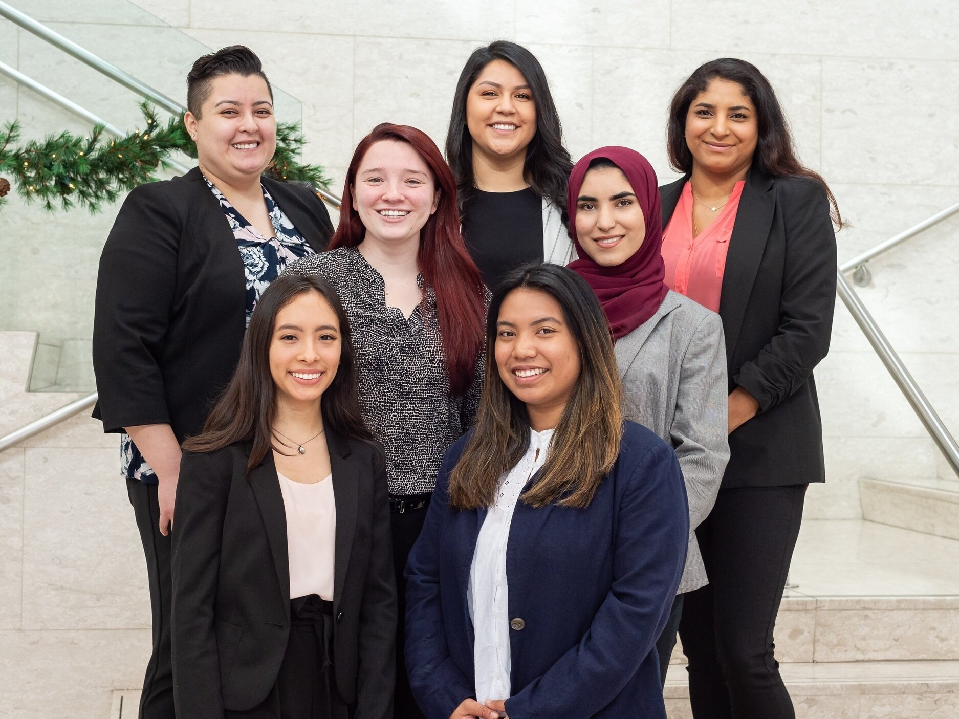TEAM - Pacific SWIB was founded by seven women from the Eberhardt School of Business.