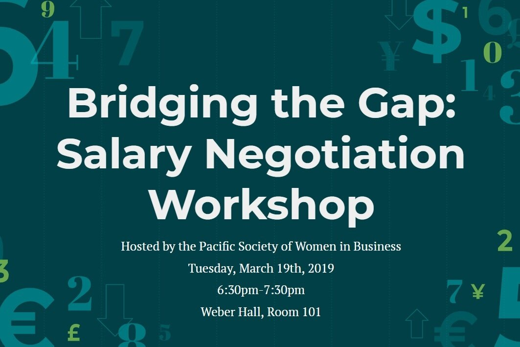 - Bridging the Gap: Salary Negotiation WorkshopTania Walden, CFO at UC Davis Foundation and Linda Phillips, Former CEO at Community Foundation of San Joaquin visited PSWIB members to talk about Salary Negotiation. They provided our members with the tools to successfully ask for salary raises and initiate difficult conversations.March 19th, 2019