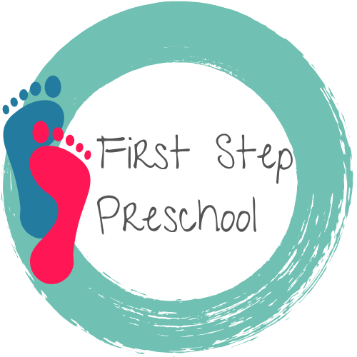 First Step Preschool circle green.png