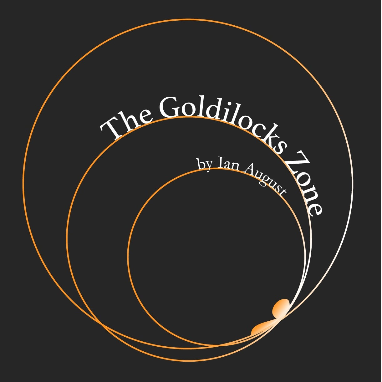 Image designed by Melissa Flower for the Wordsmyth Productions reading of The Goldilocks Zone.