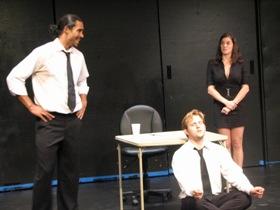 How to Survive in Corporate America - Rapscallion Theatre Company Salute UR Shorts Festival
