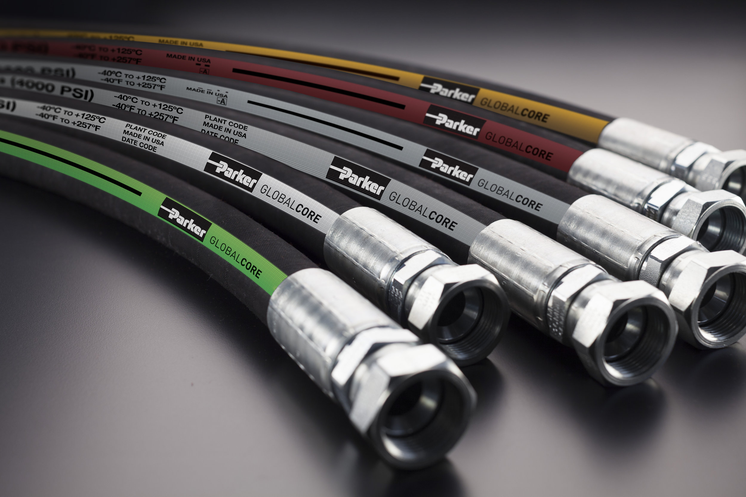 Hydraulic Hose - & Accessories