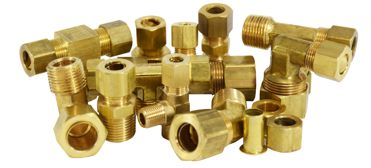 Compression Fittings -