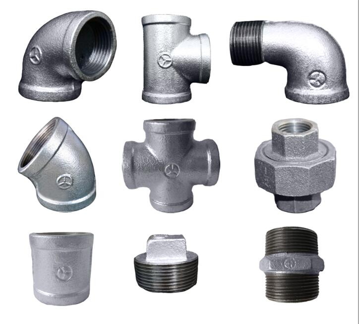 Pipe Fittings - Bushings, Nipples, Tees, Elbows, & More