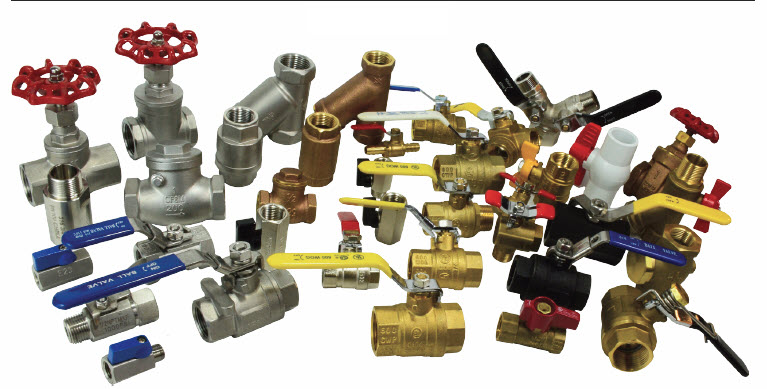 Valves - All Types