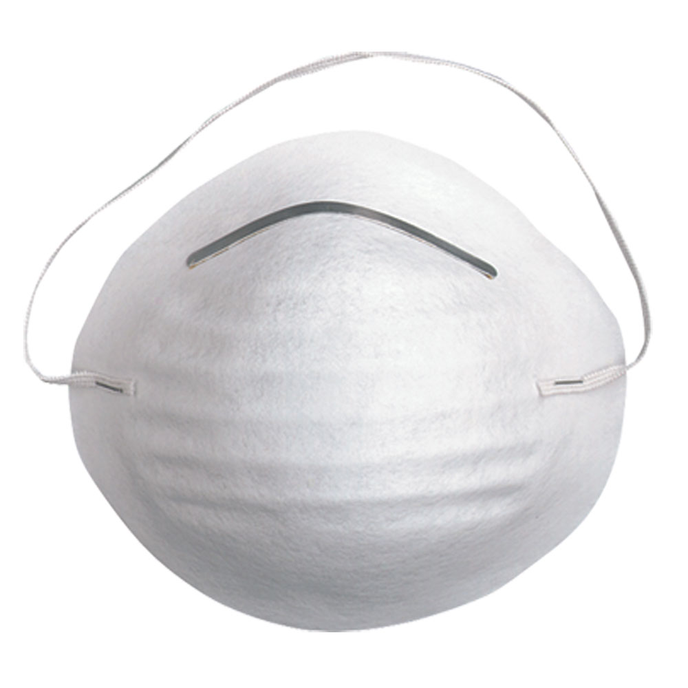 Dust Masks & Respirators -