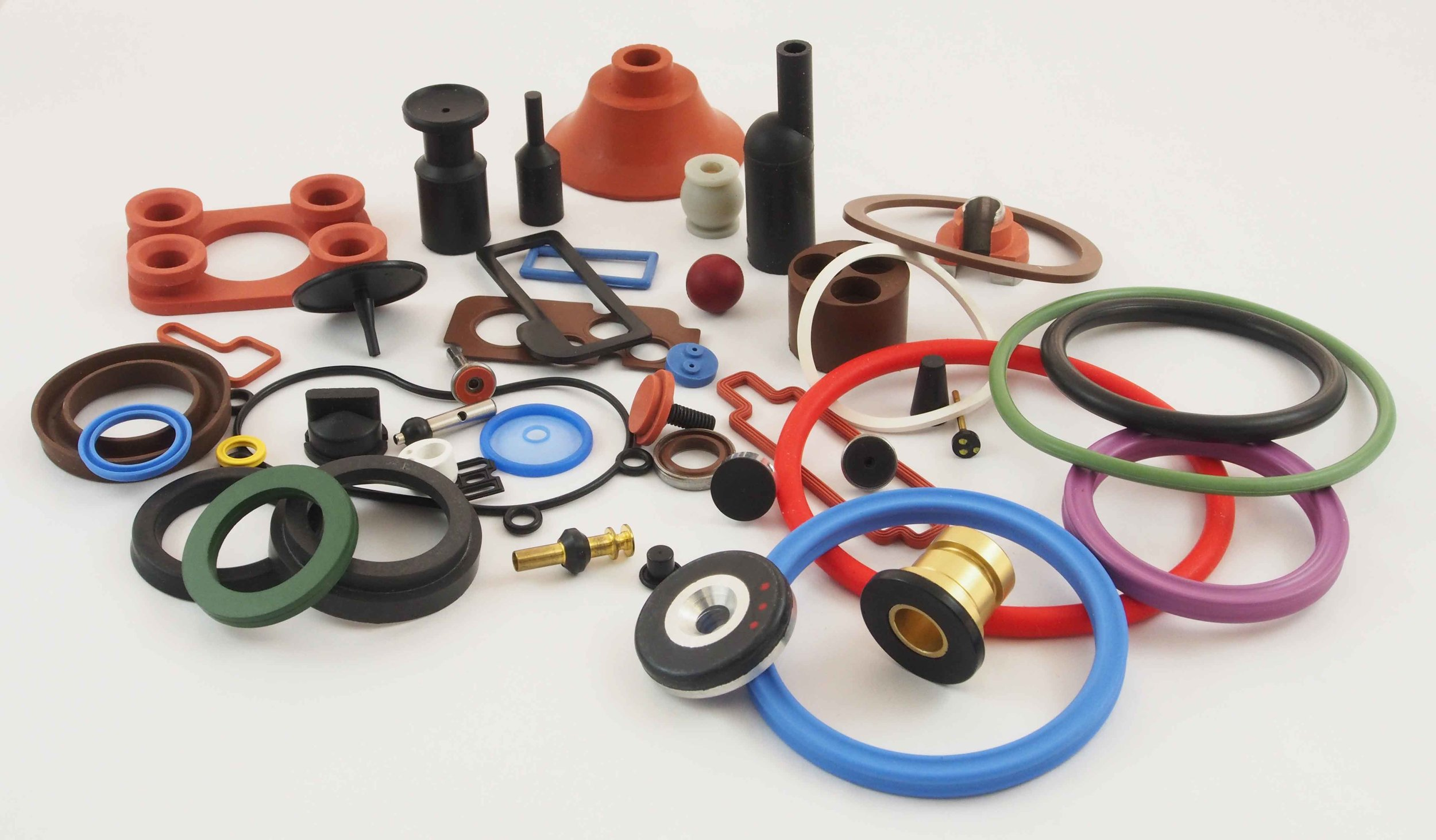 Molded Rubber Parts -