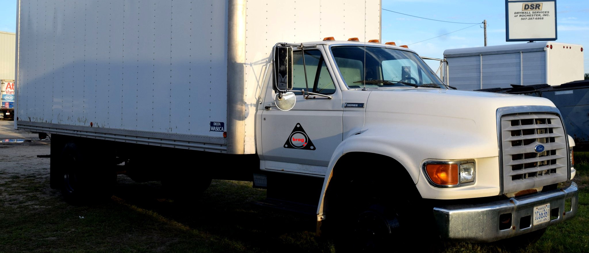 Scheduled Daily Deliveries -