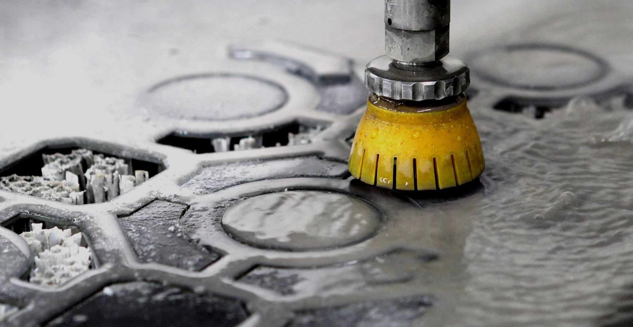 Waterjet Fabrication -
