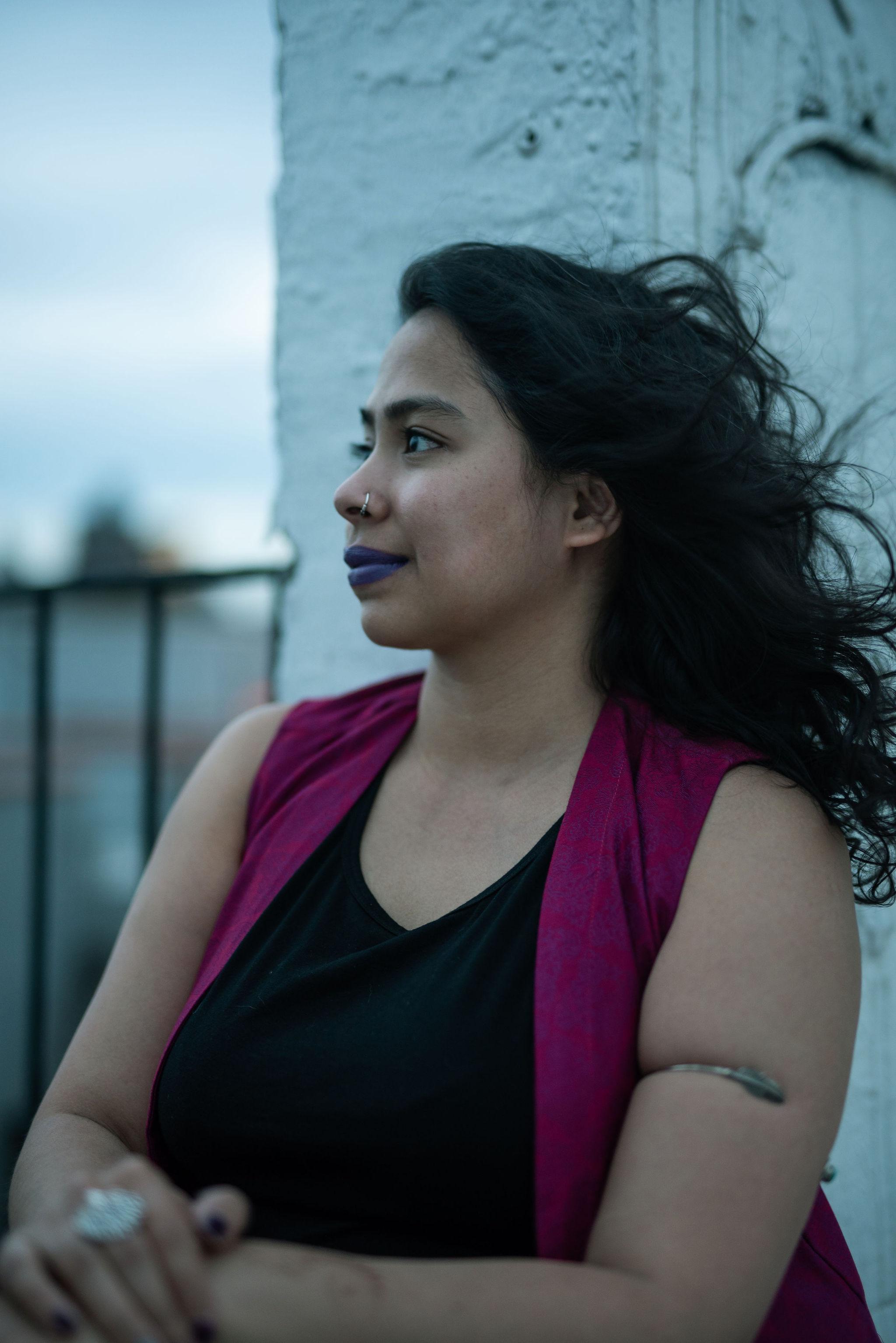 Samira Sadeque © Lauren von Eckartsberg Photography