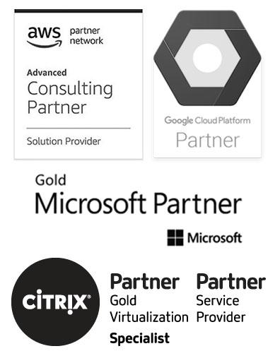 Citrix Microsoft Azure GCP AWS