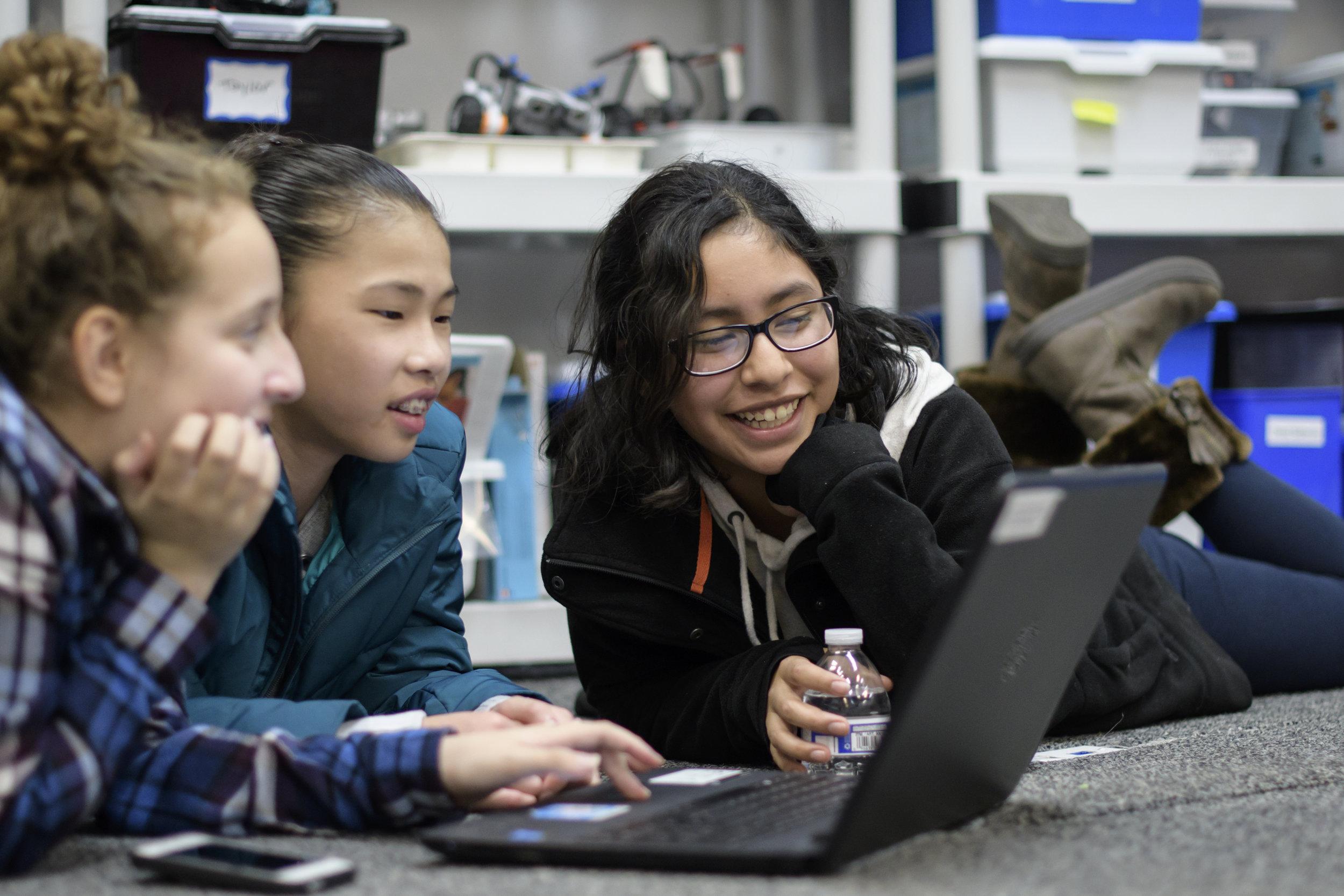 Girls Who Code Albuquerque