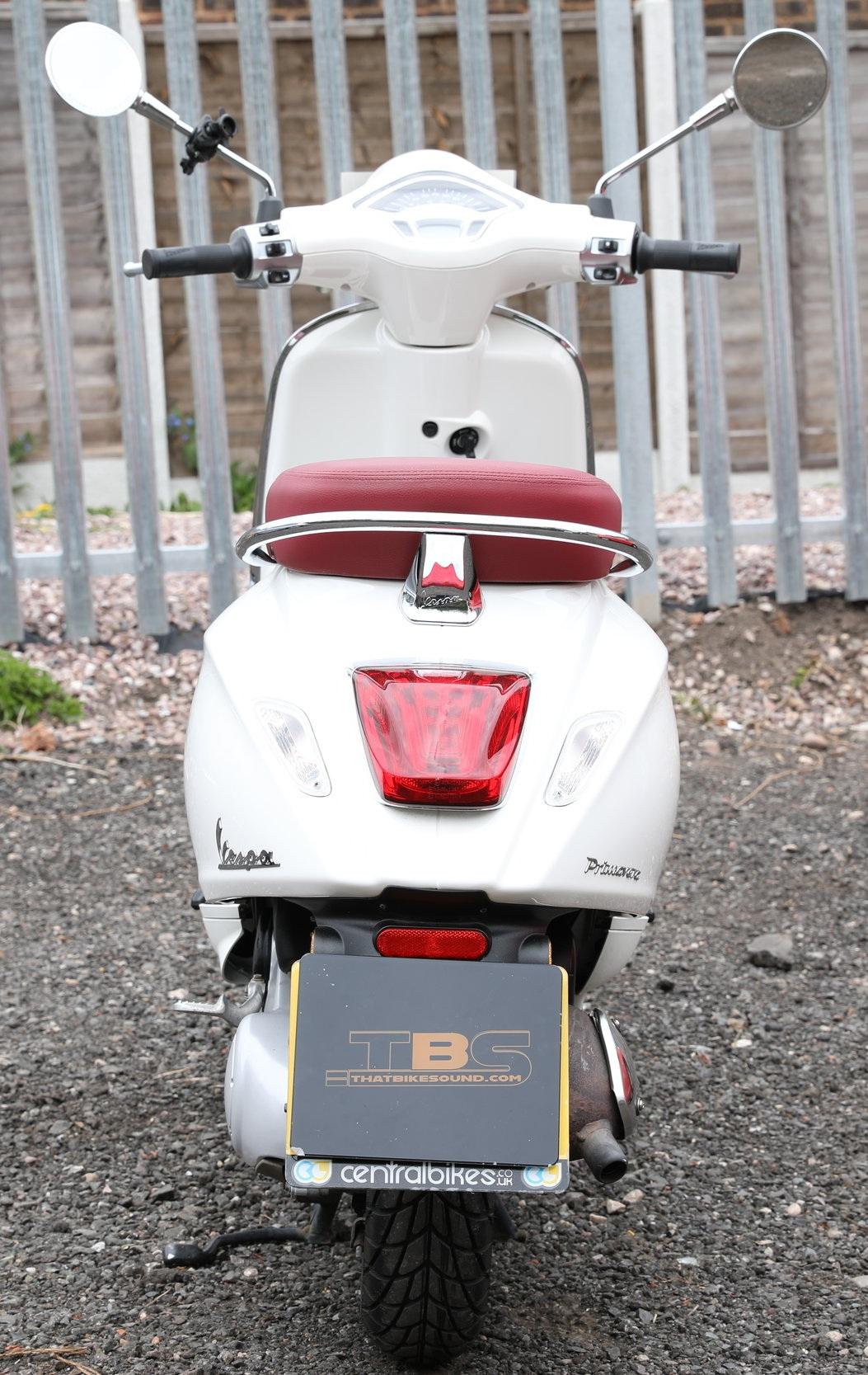 PIAGGIO VESPA PRIMAVERA 50cc (2016-ON)
