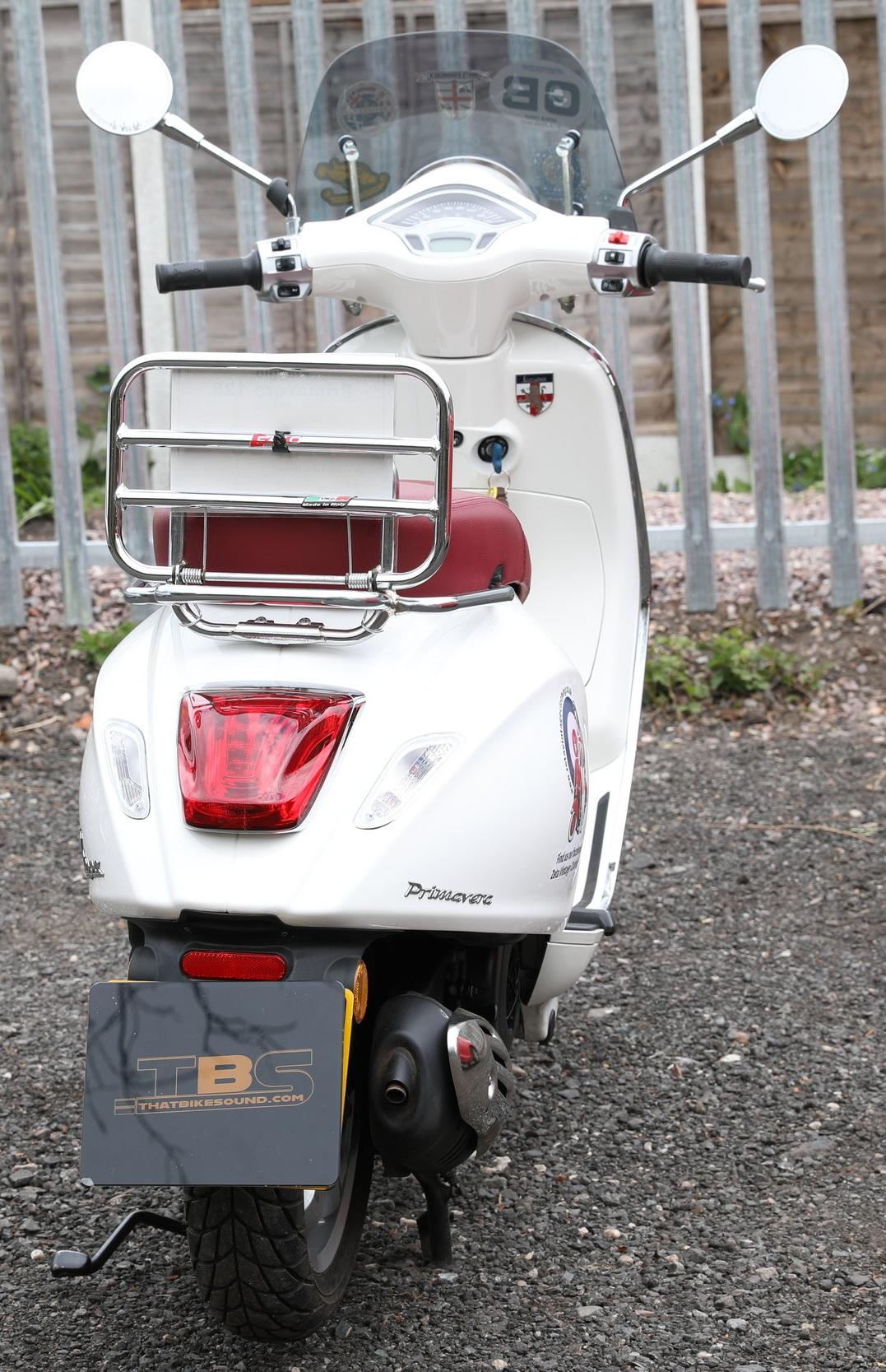 PIAGGIO VESPA PRIMAVERA 125cc (2016-ON)