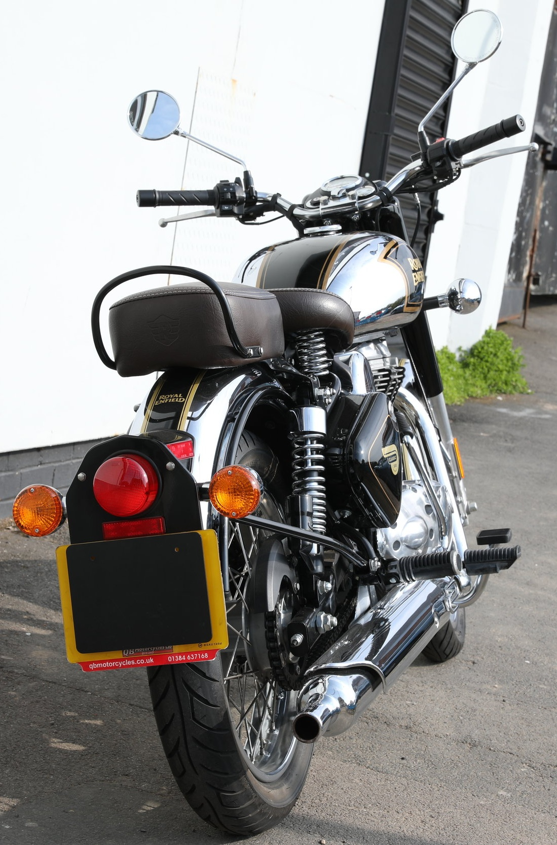 ROYAL ENFIELD CLASSIC 500 (2018-ON)