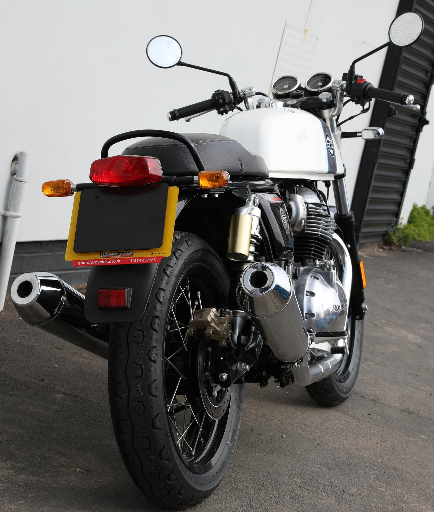 ROYAL ENFIELD CONTINENTAL GT 650 (2018-ON)