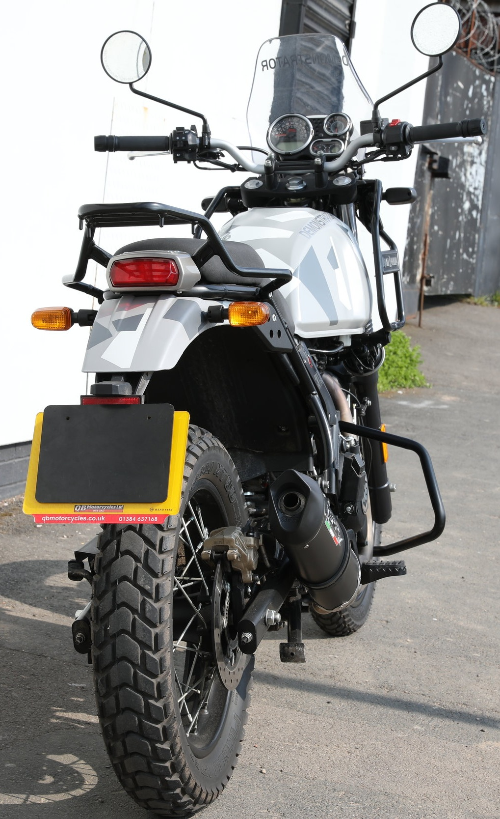 ROYAL ENFIELD HIMALAYAN 400 (2018-ON) GPR END CAN