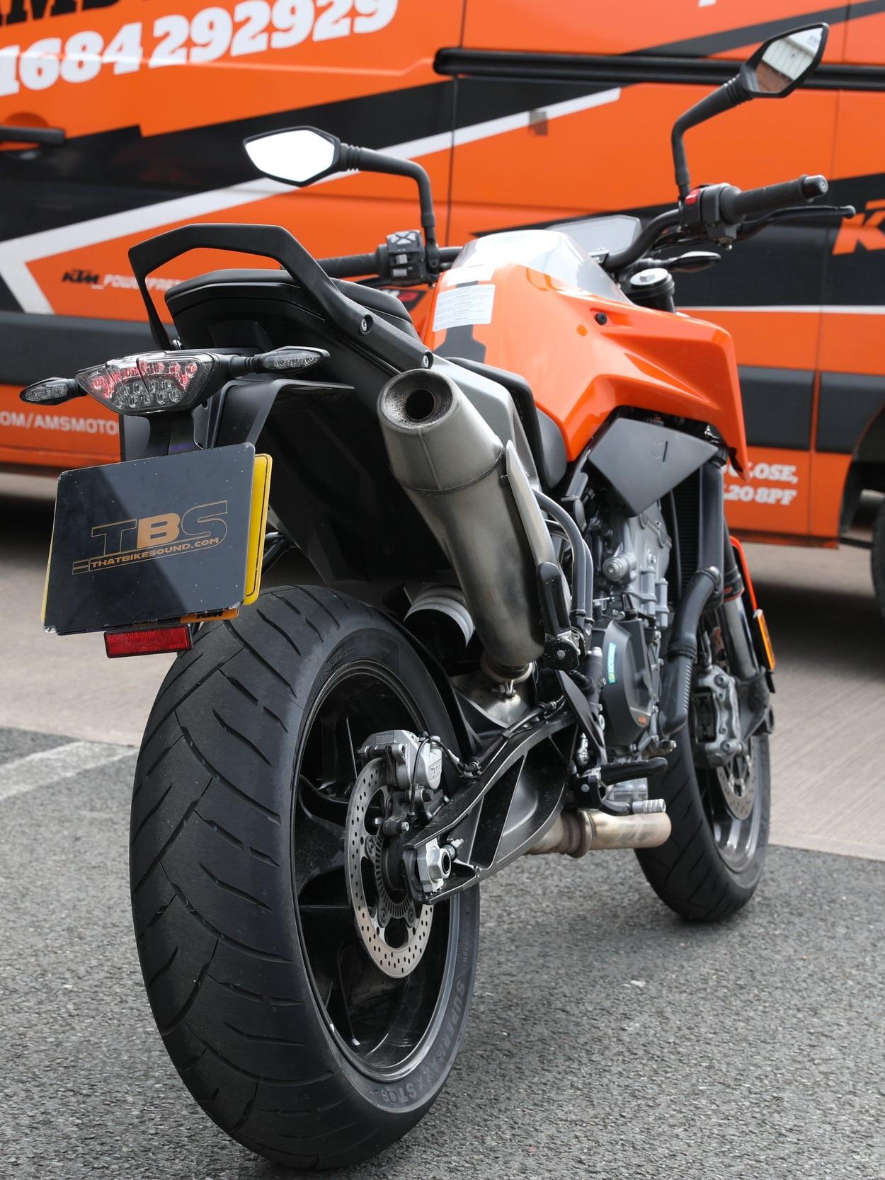 KTM DUKE 790 (2018-ON)