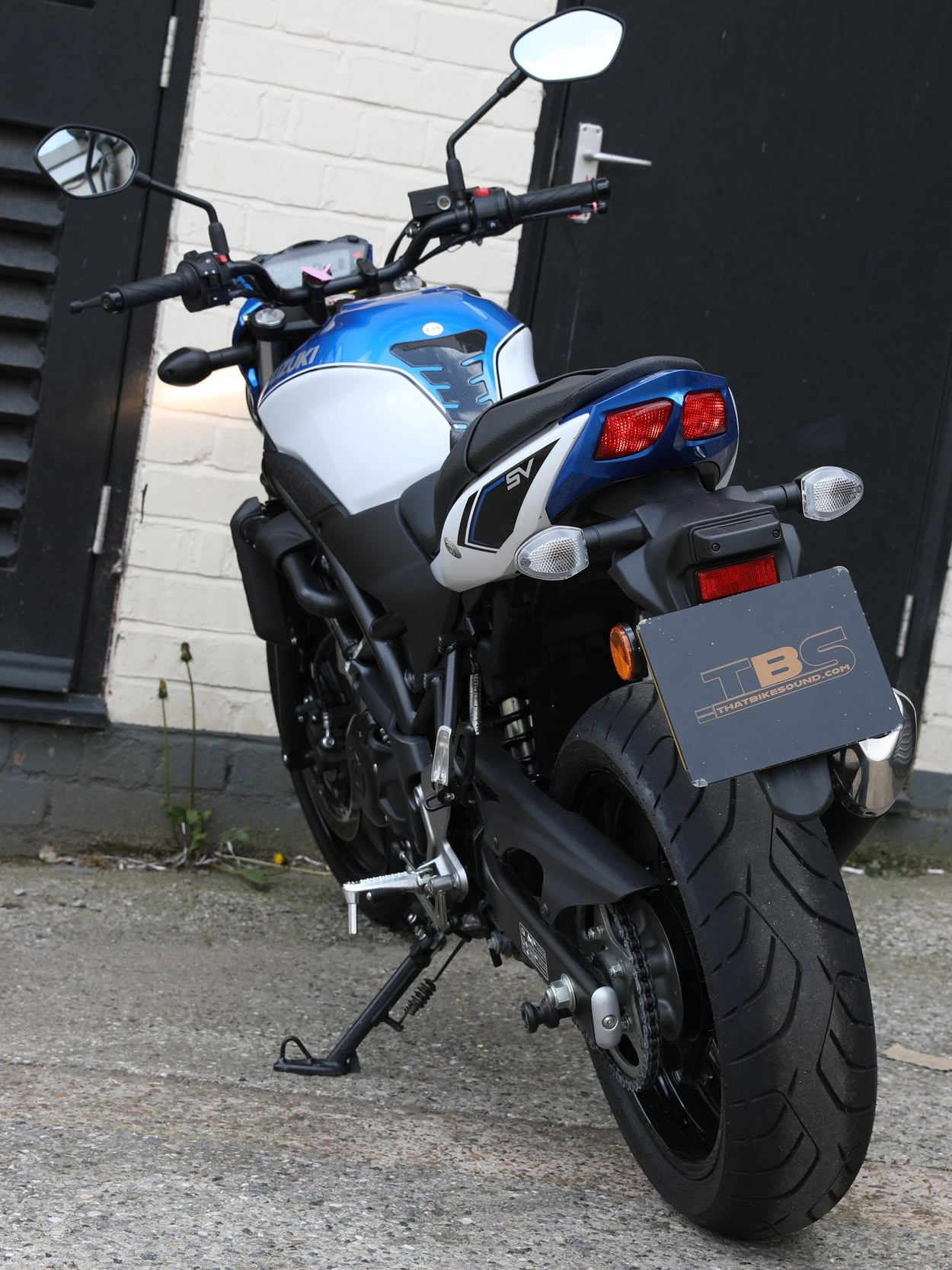 SUZUKI SV650 (2016-ON)