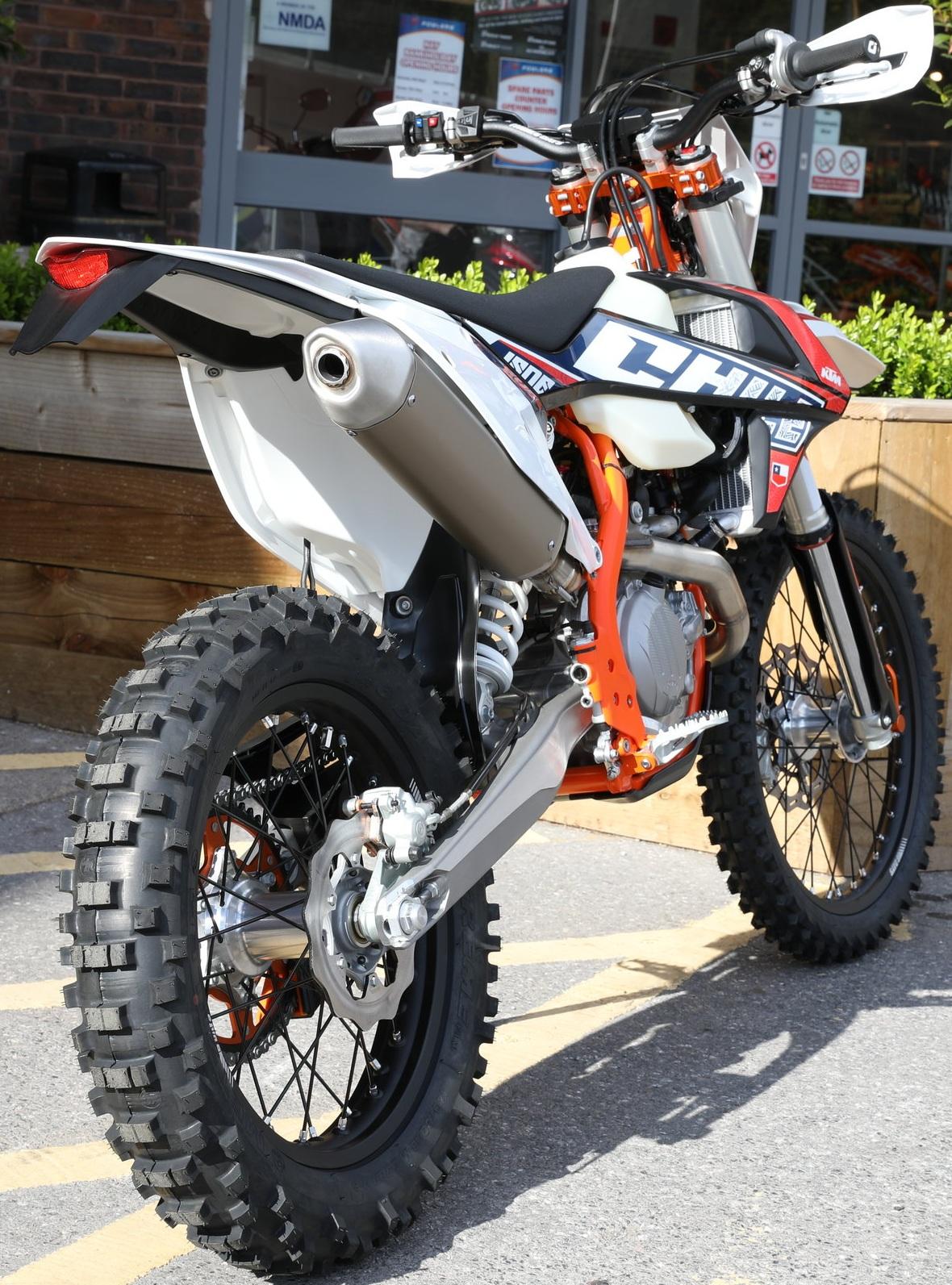 KTM EXC-F