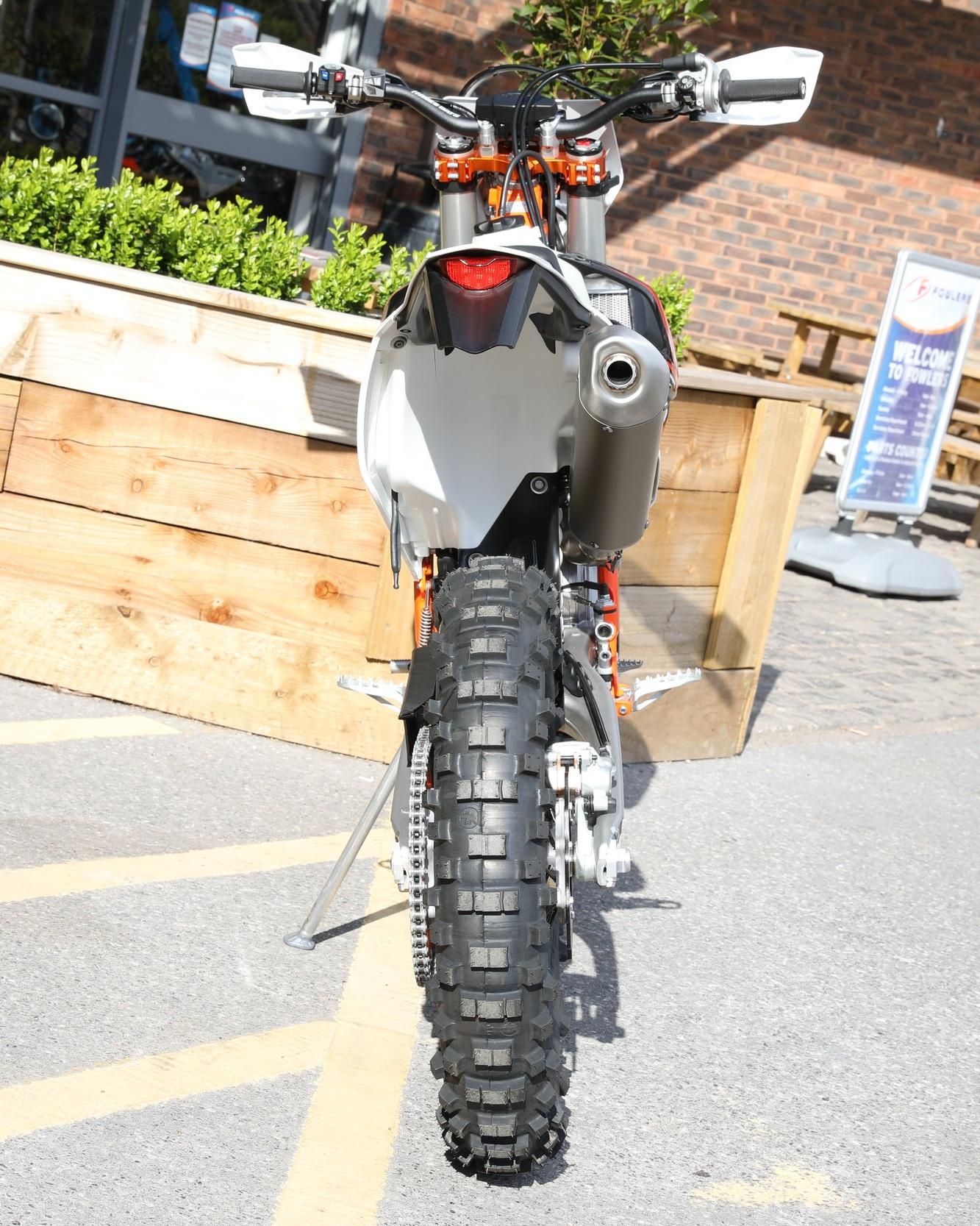 KTM EXC-F 450 6DAYS (2019-ON)