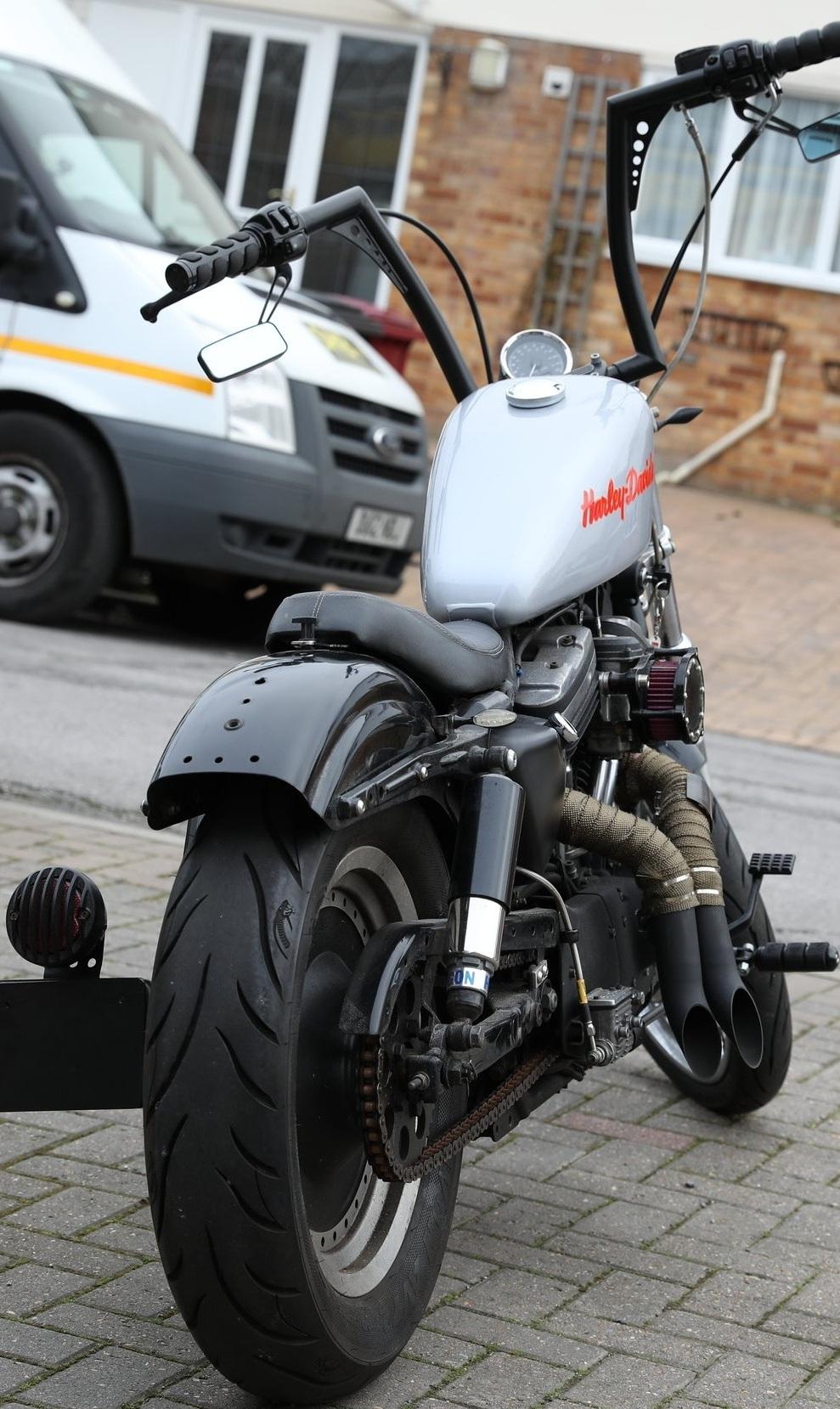 Harley-Davidson Sportster -