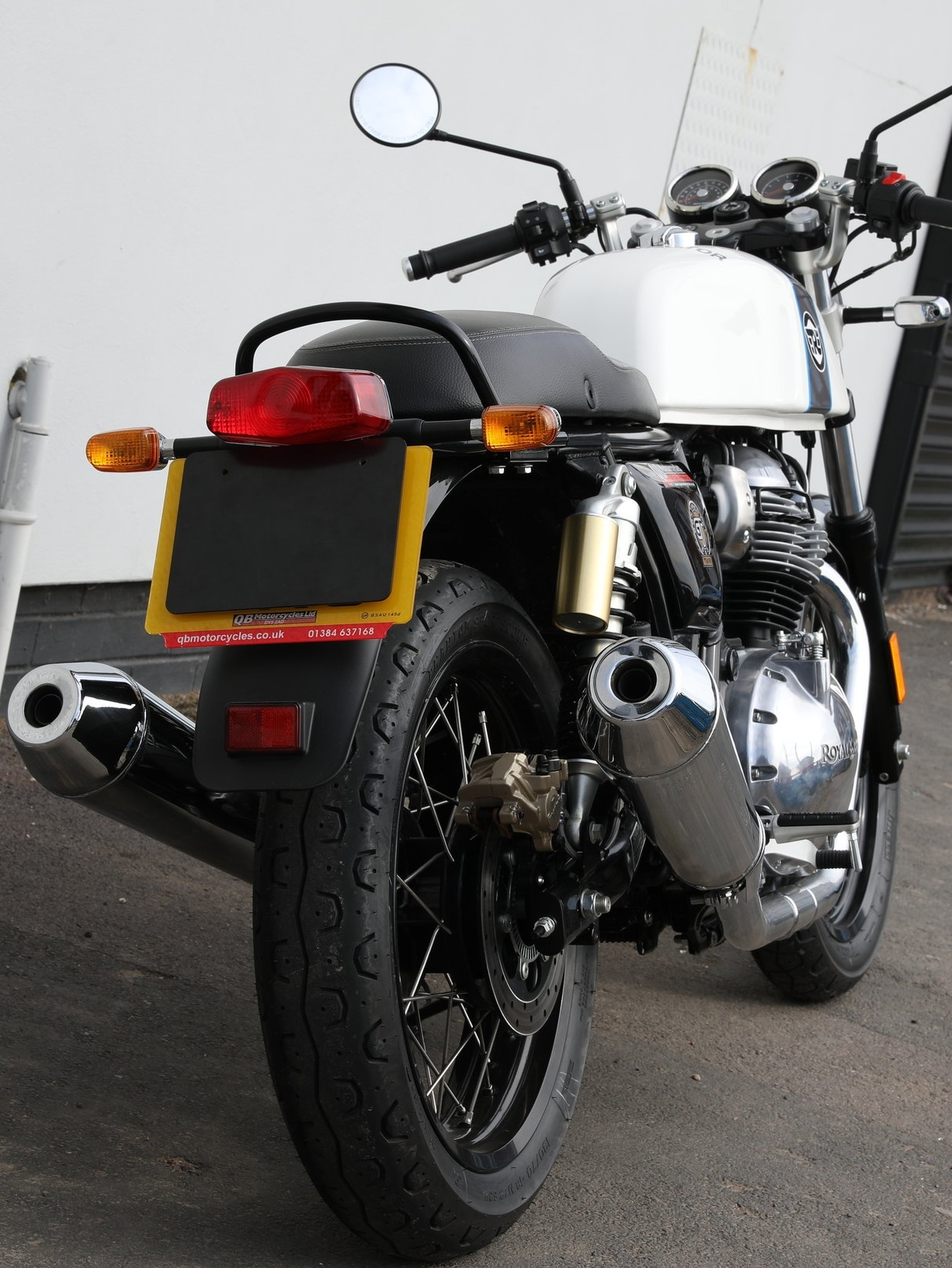 Royal Enfield Continental GT -