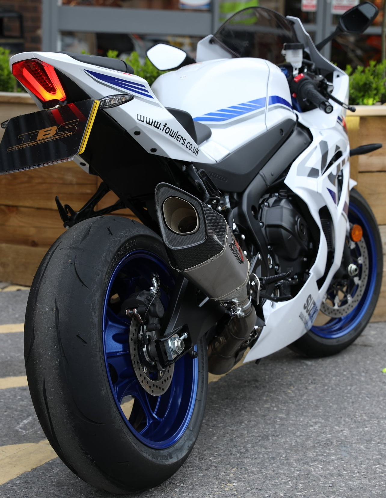 Suzuki GSX-R -