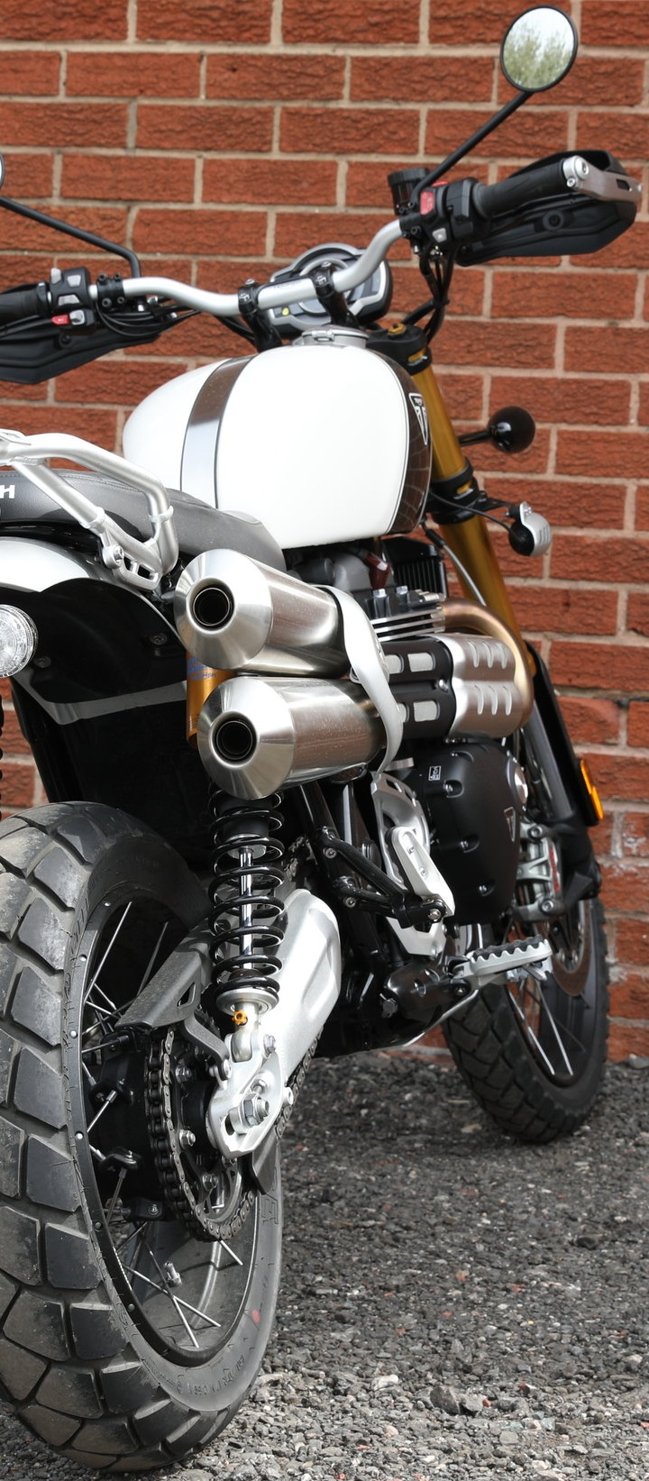 Triumph Scrambler -
