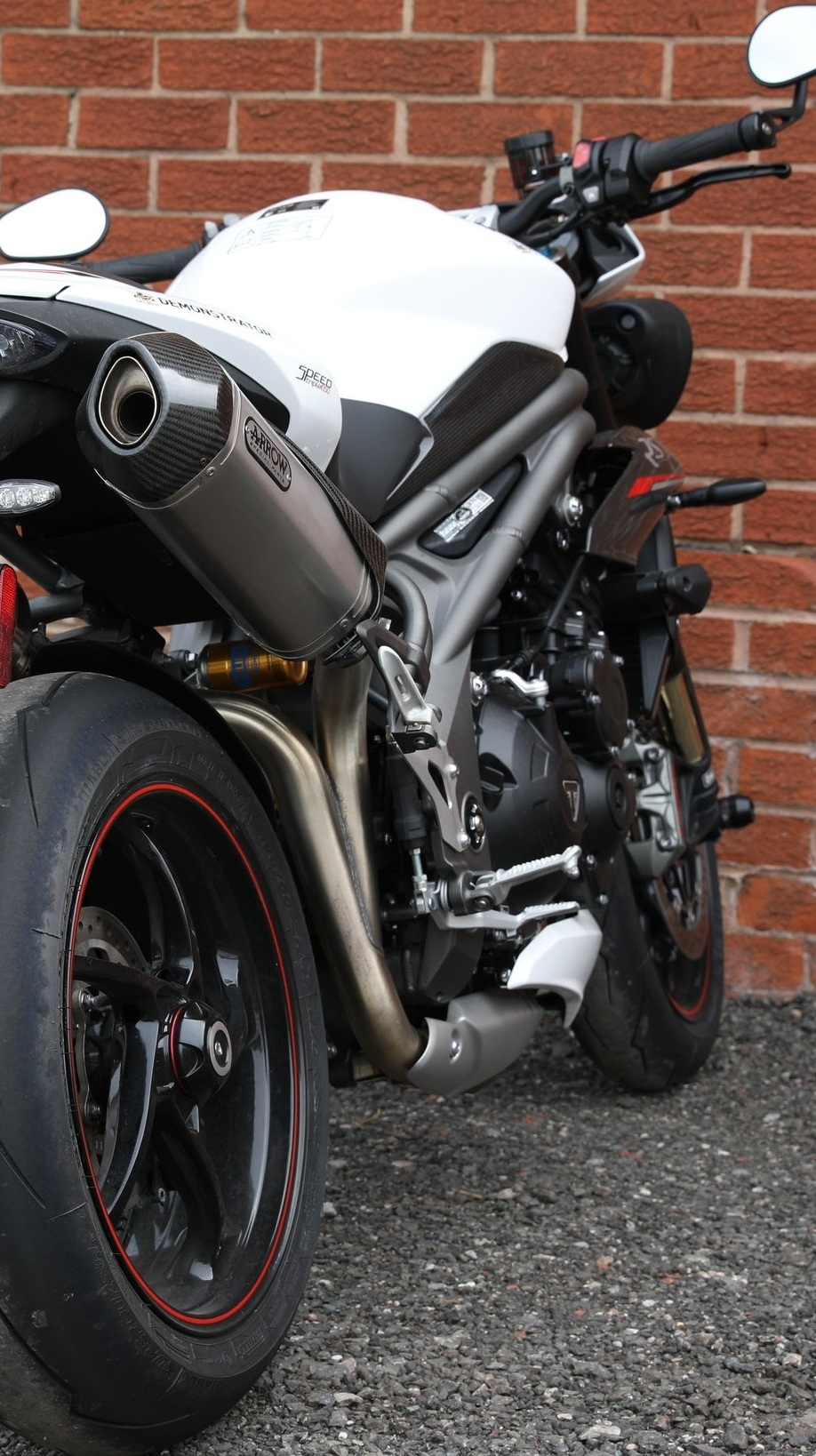 Triumph Speed Triple -