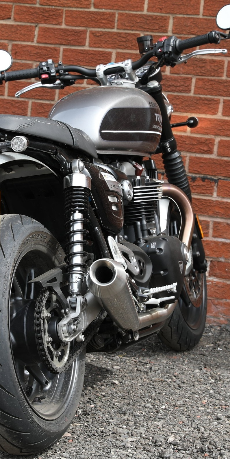 Triumph Speed Twin -