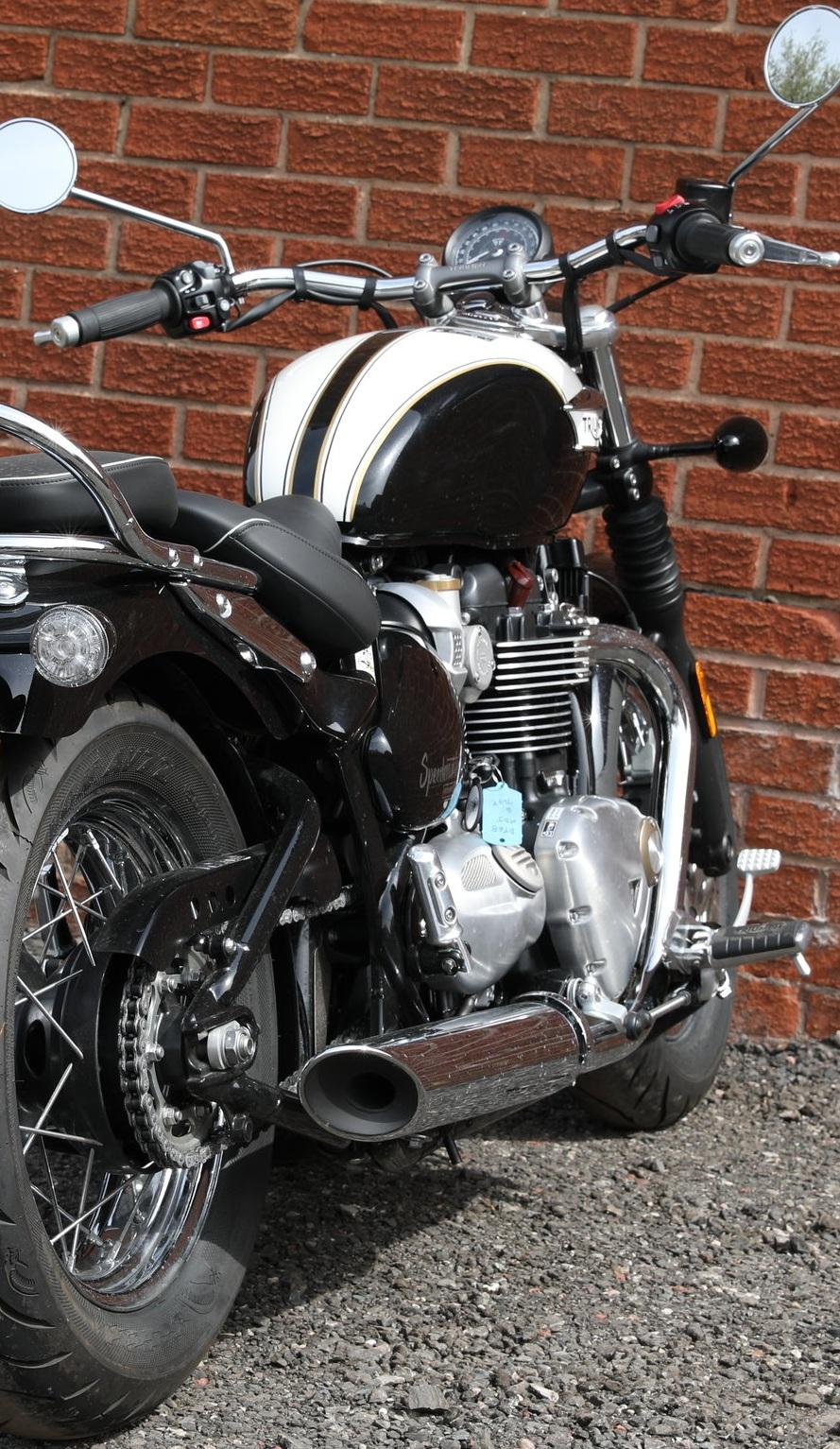 Triumph Speedmaster -