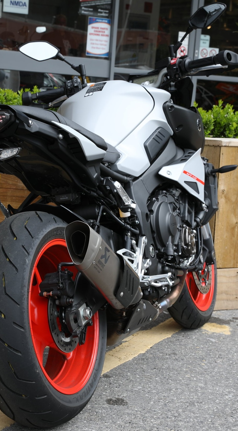 Yamaha MT -
