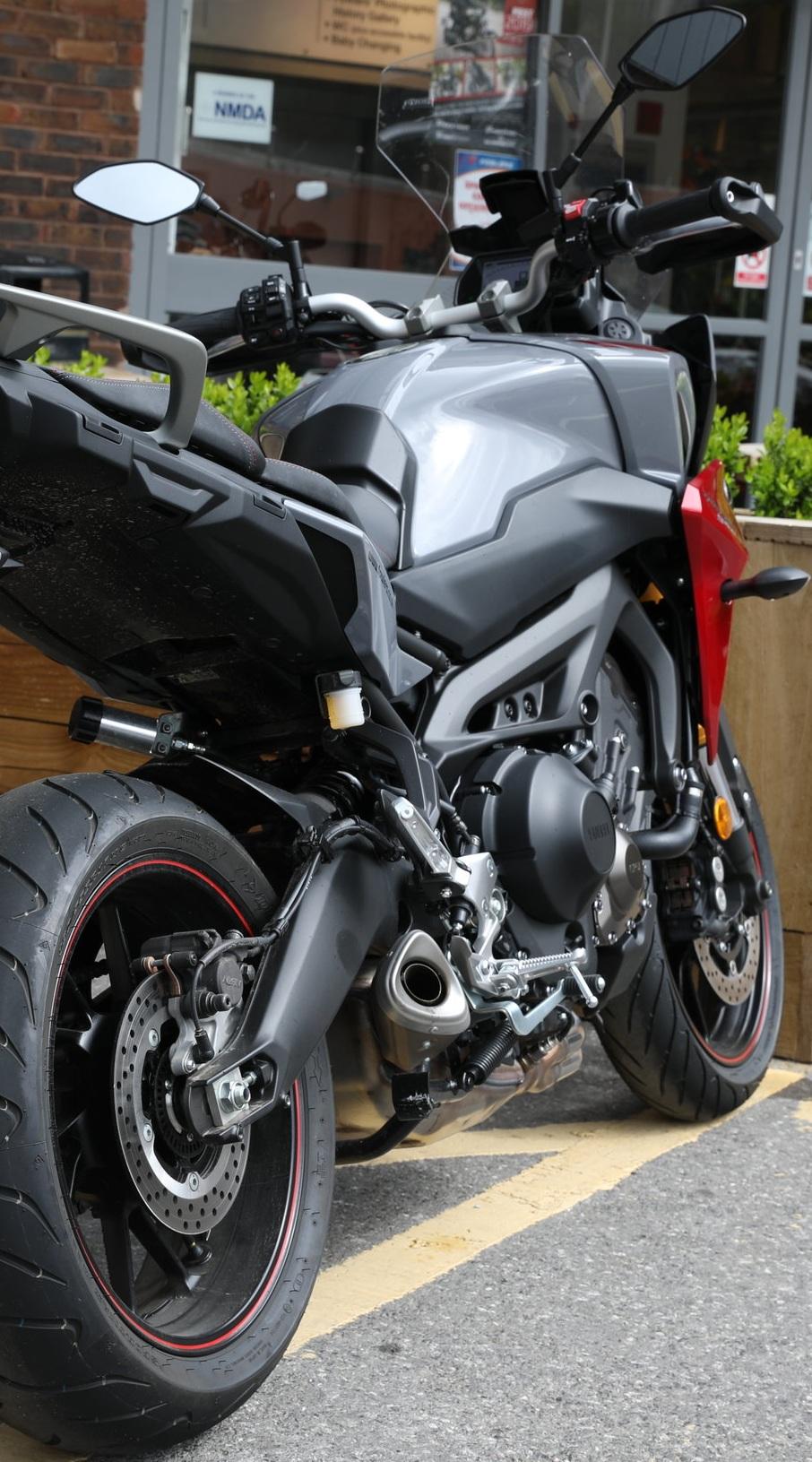 Yamaha Tracer -
