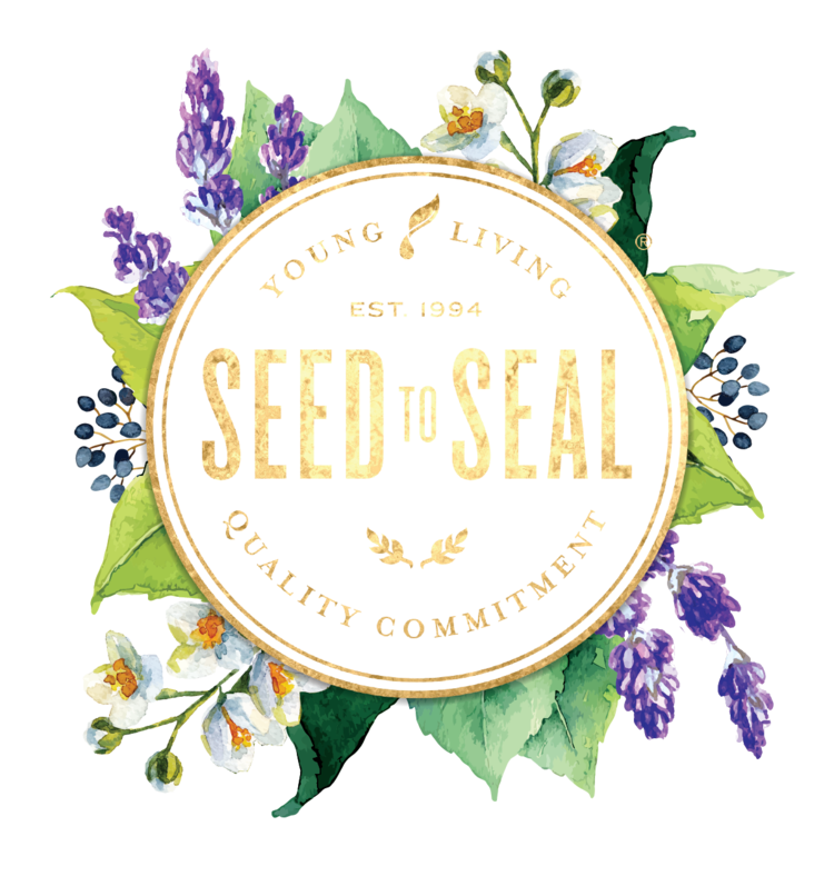 Young Living seed to seal process