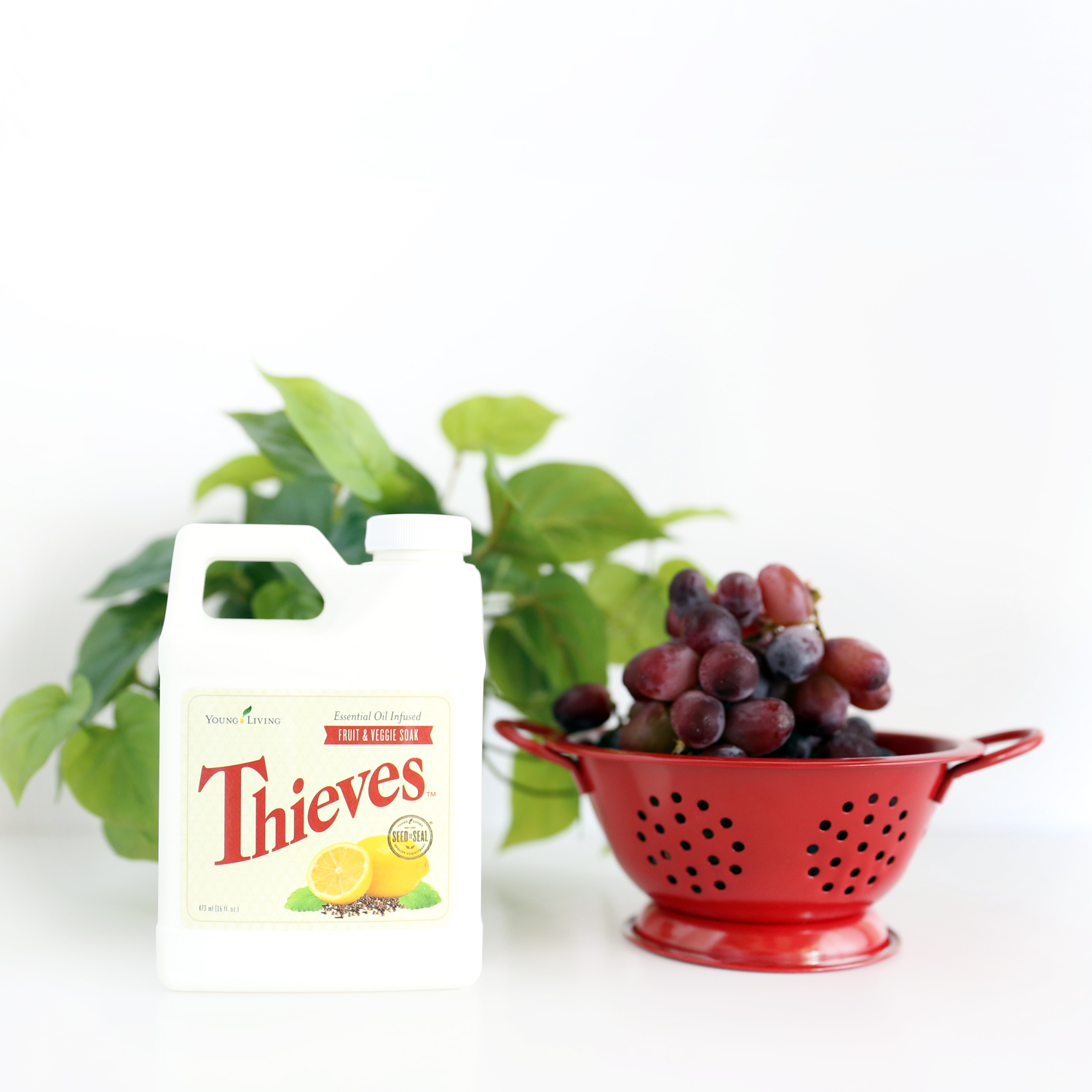 Young Living Thieves Fruit & Veggie Wash