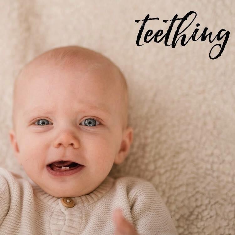 POST 14 TEETHING