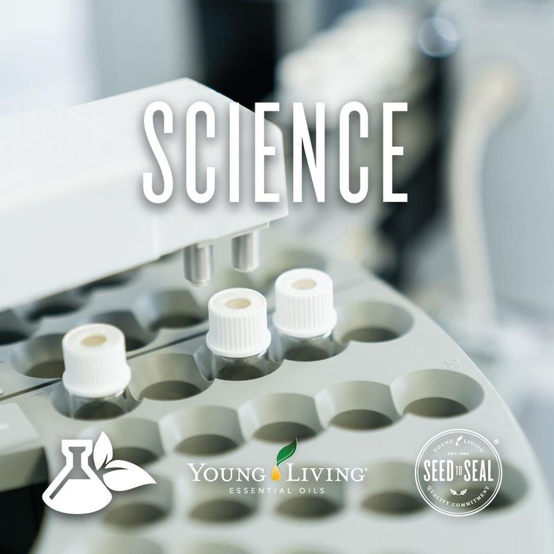The science behind Young Living essential oils