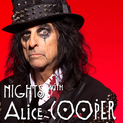 Ryan Roxie Interview on Nights with Alice Cooper - Sep 28, 2018Ryan Roxie dropped by the 'Nights with Alice Cooper' to talk about the new album 'Imagine Your Reality', AM Radio, Guitar Heroes , and of course...Golf!