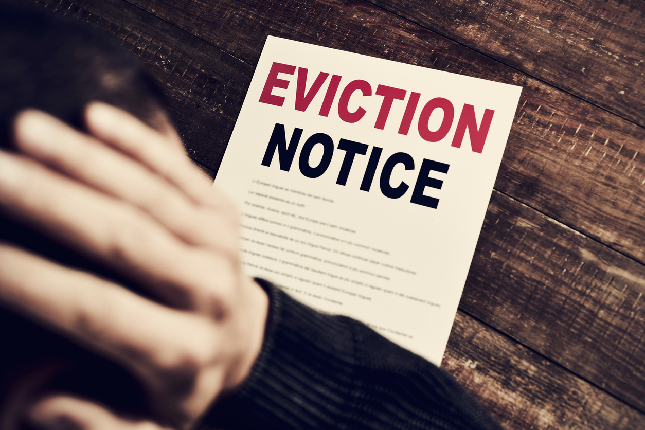 What can social service agencies, foundations and city representatives do? Amazingly, they can reduce evictions.