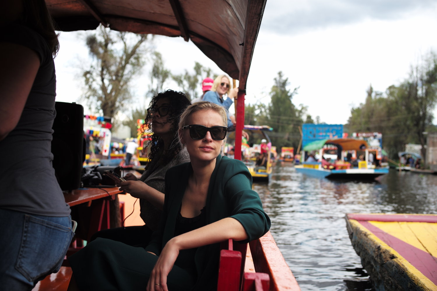 Anne, Xochimilco, Mexico City
