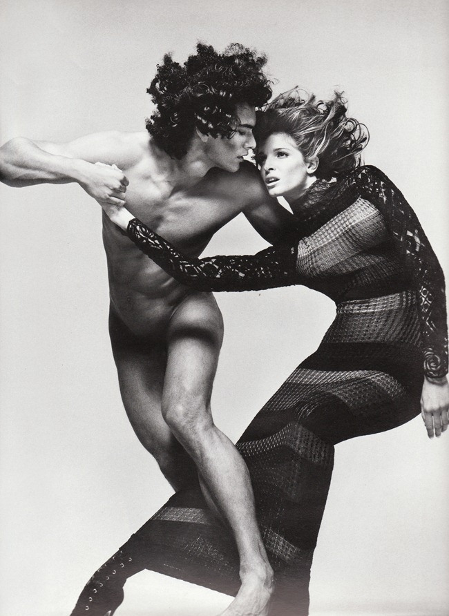 Theik's pick - Photo by Richard Avedon