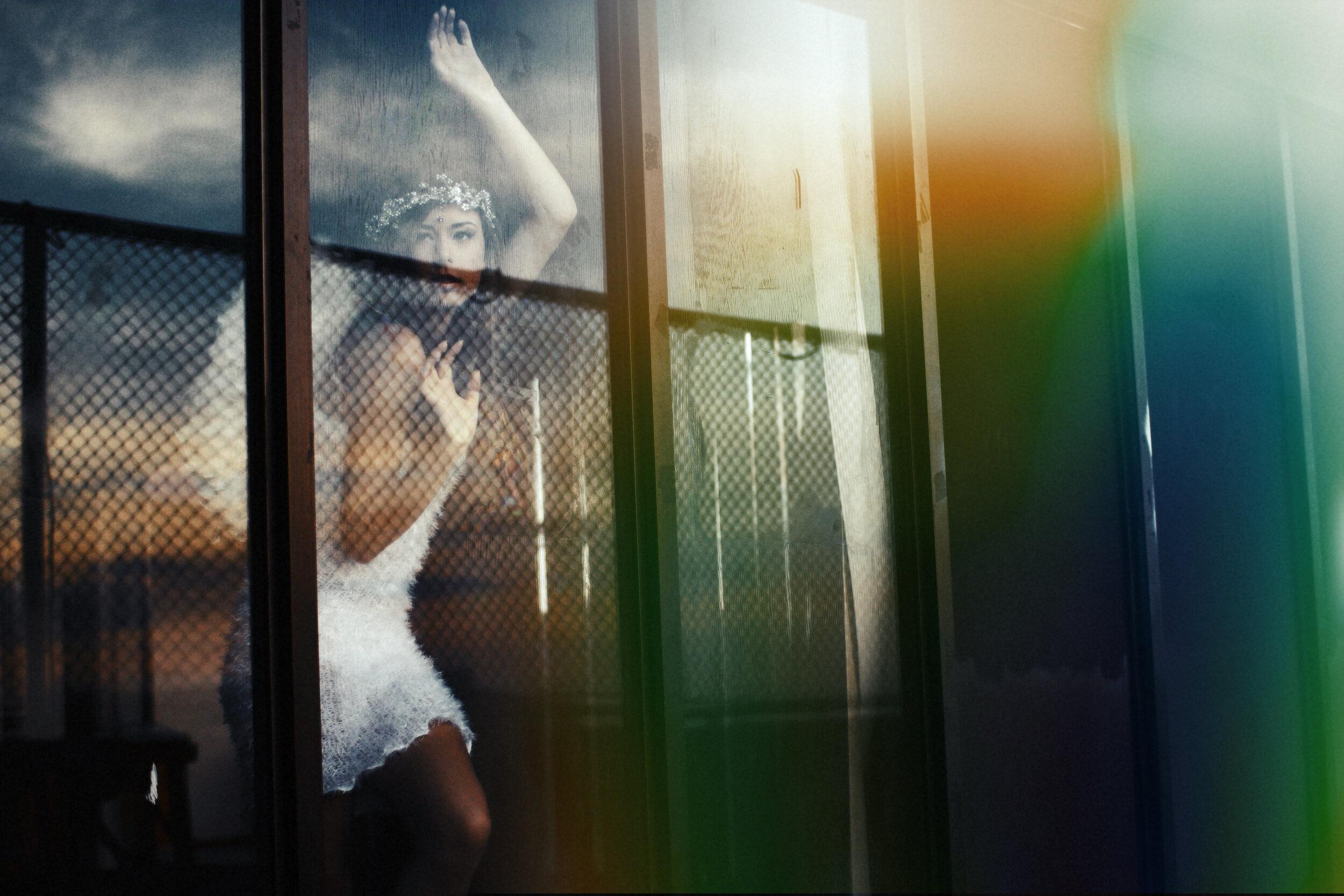 Luane Passinato, DJ and model